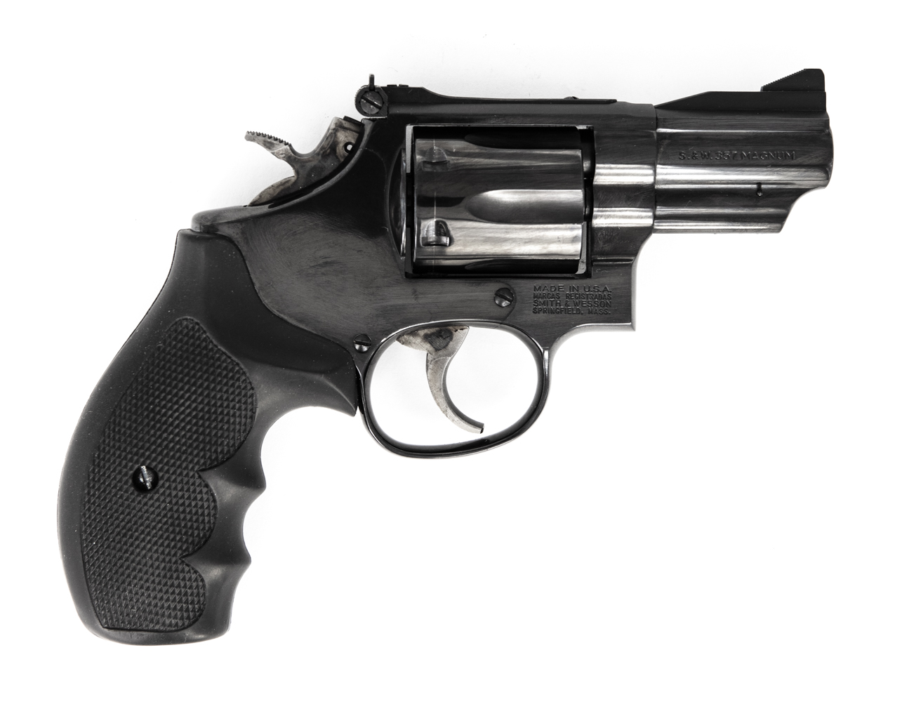 Smith & Wesson 19-7 .357Mag Re