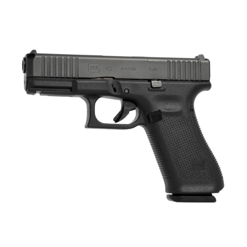 Glock 45 MOS/FS 9mm Luger Pist
