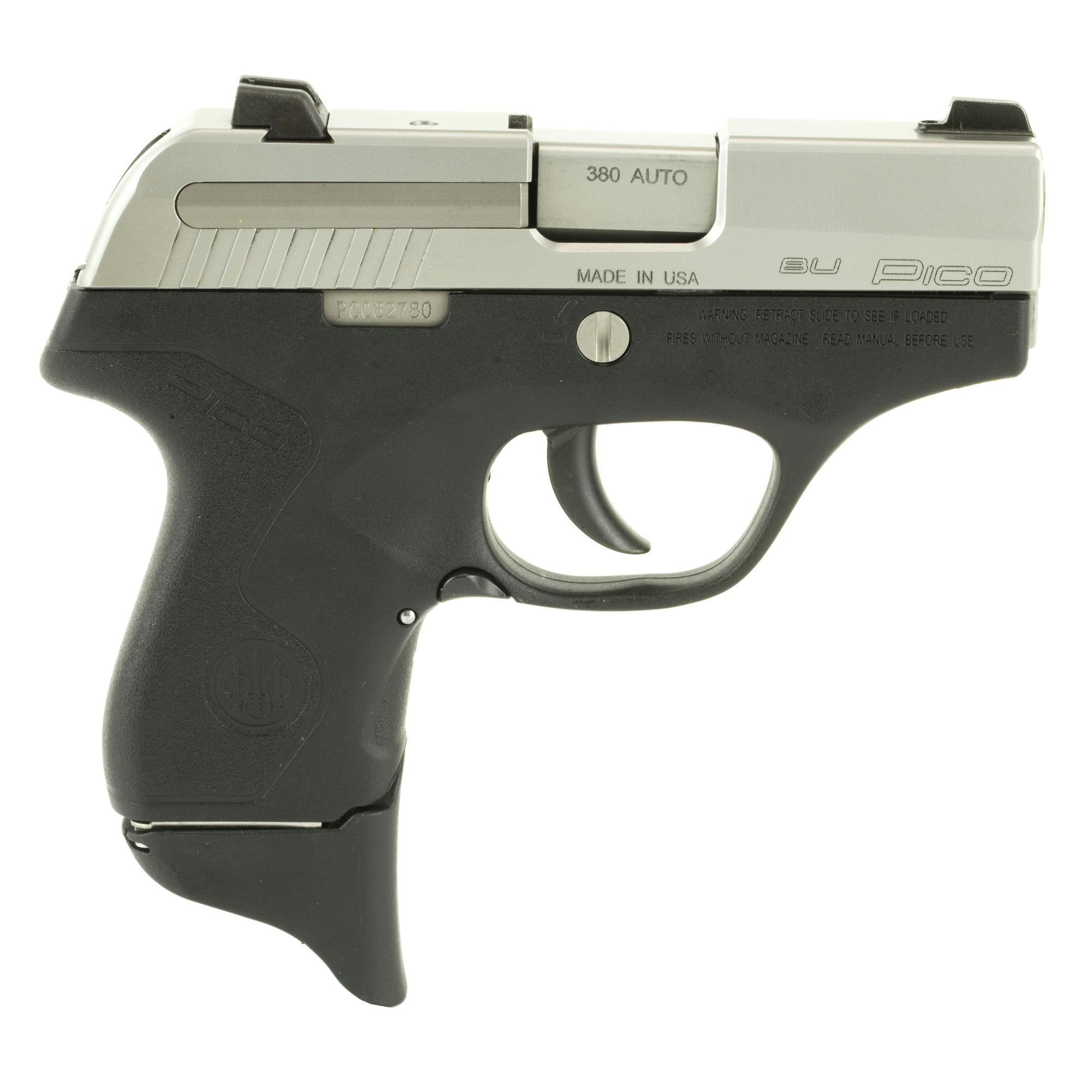 Beretta Pico 9mm Browning Cour