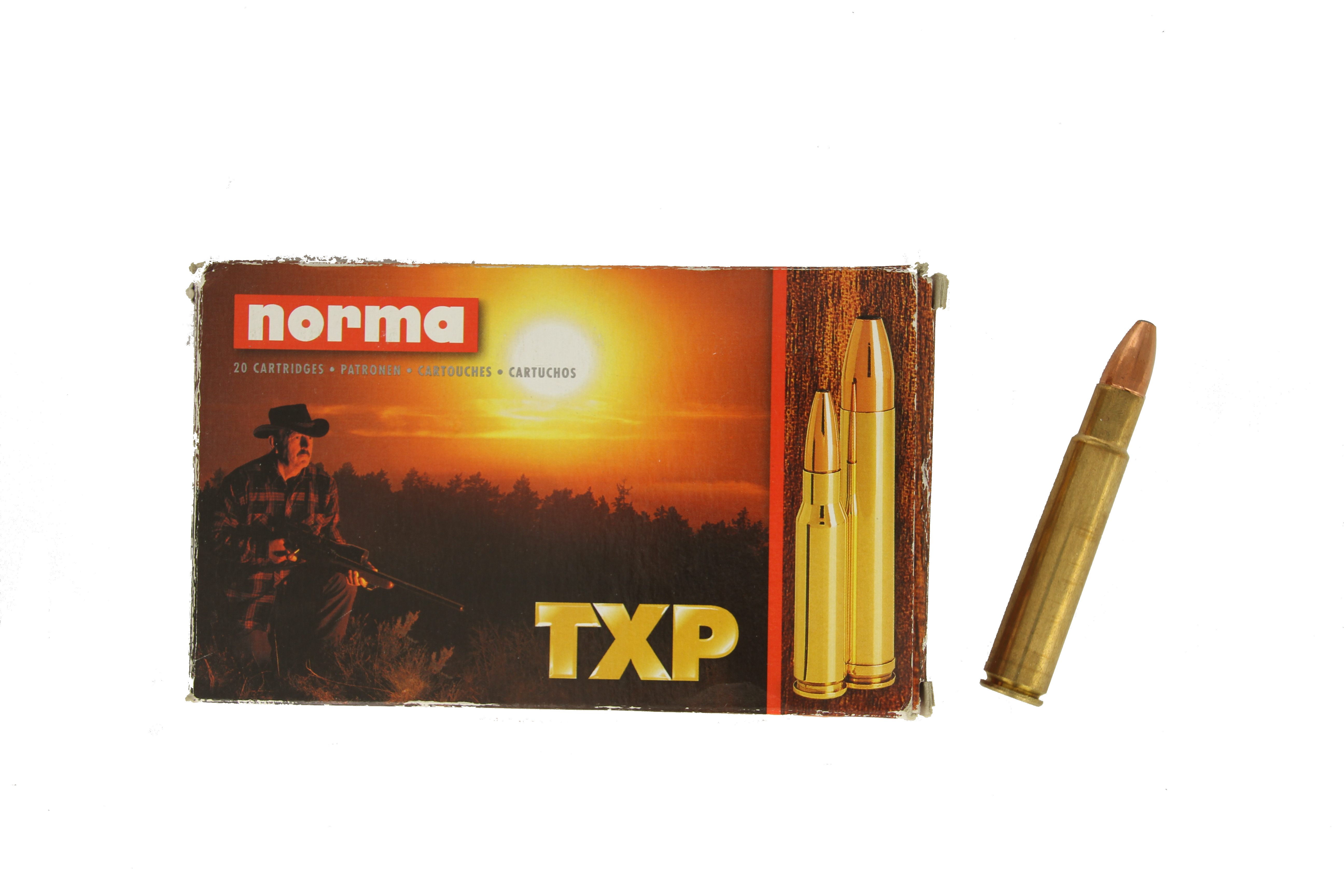 Norma .416 Rigby TXP