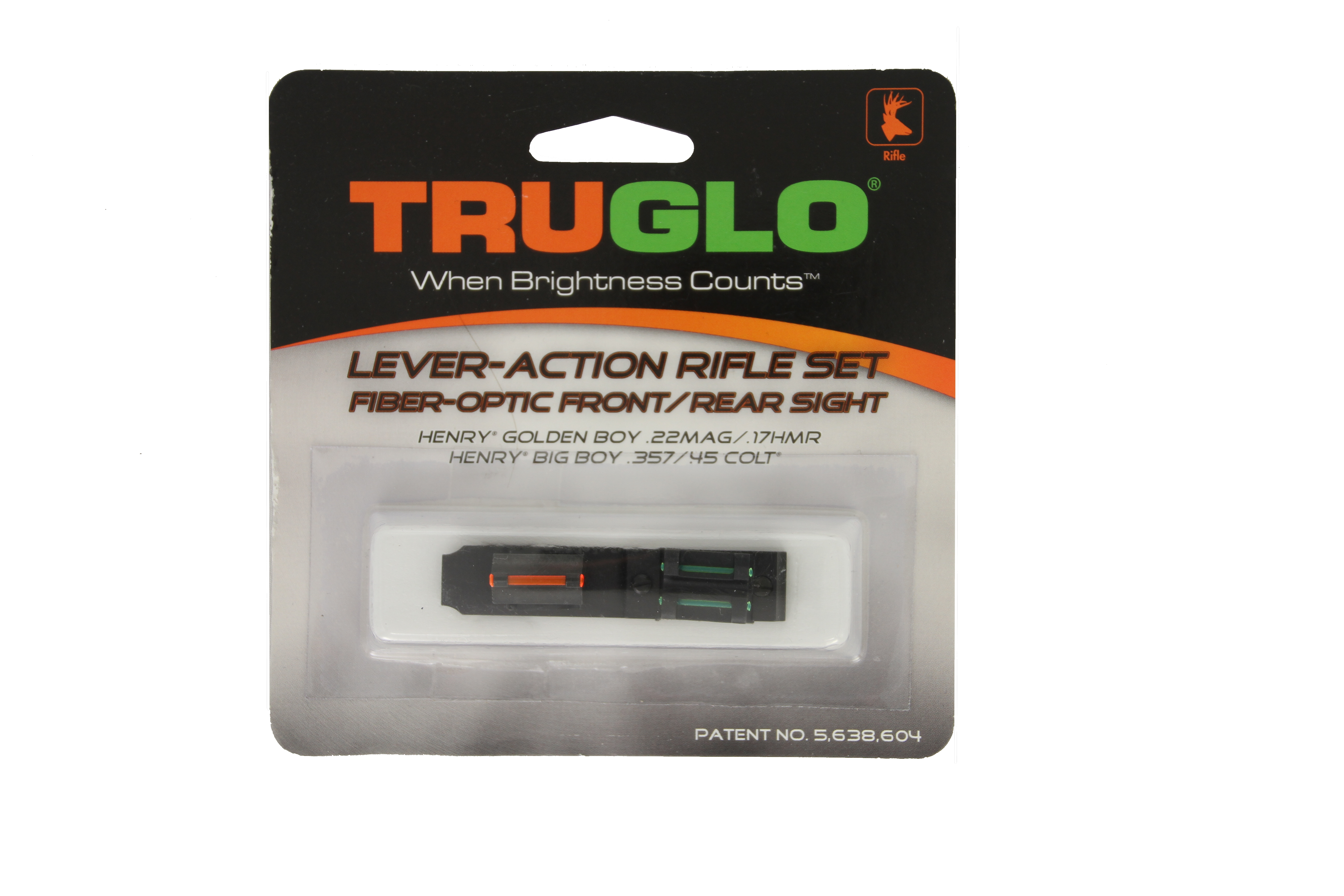 TRUGLO Rifle Set Henry Big Boy
